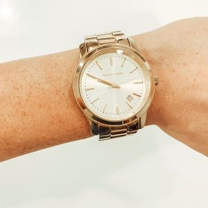 Classic Gold Michael Kies Watch